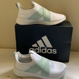 """ADDIDAS SNEAKERS (PUREMOTION), SIZE 8-1/2"""", M"""
